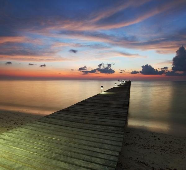fotografia di paesaggio baia