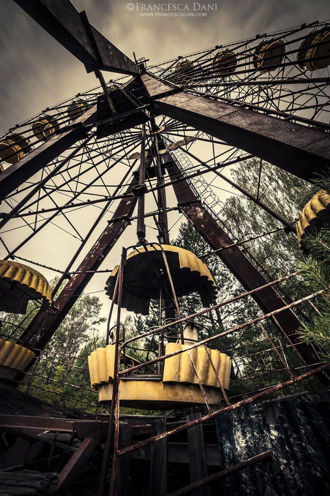 viaggio fotografico a chernobyl