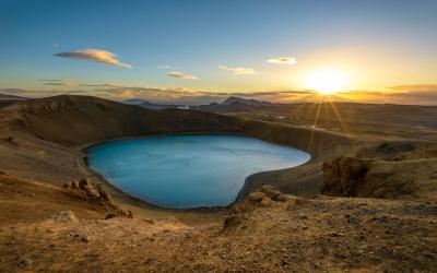 Islanda agosto Foto Corsi